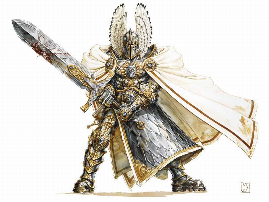 Absolute Best Race To Play For The Paladin 5E D&D