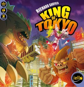 Board Games in Review – King of Tokyo – Monster Game