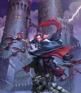 Dungeons and Dragons 5th Edition – A Return to Ravenloft