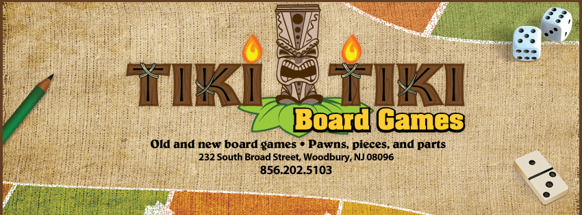 May Dungeon Crate, Tiki Tiki Board Games, and The Weekly Wrap