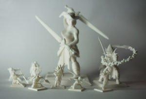 custome miniature