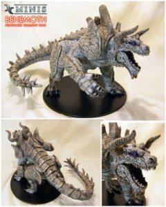 dungeon crawler titanic miniatures