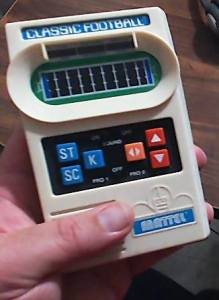 Blast from the Past: Mattel Electronics Handheld Games
