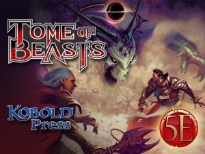 5th Edition Tome of Beasts – Dragons