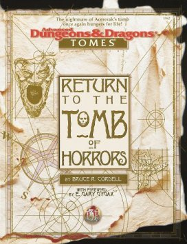 blast from the past tomb of horrors dungeons & dragons