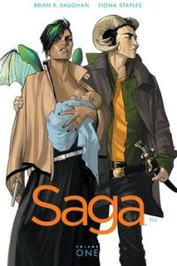 Comic report: Saga, Volume One
