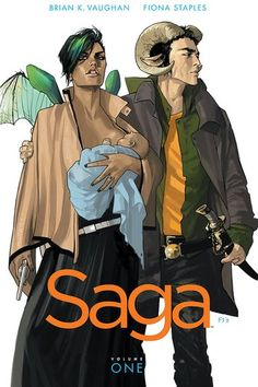 Comic report: Saga, Volume One