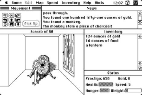 Scarab of Ra game for Mac