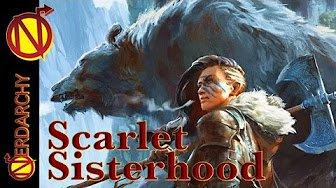 Scarlet Sisterhood is a different kind of streaming RPG