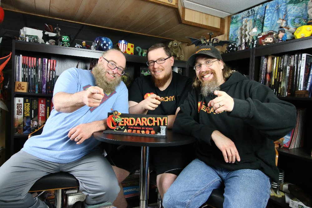 Our adventure with the awesome D&D community is more than a game