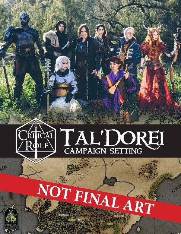 Matt Mercer of Critical Role talks Tal'Dorei with Dungeon Life