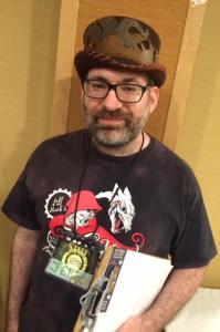 Jeff Mach talks steampunk and geek culture with Nerdarchy