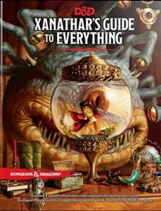 D&D Beyond Xanathar's Guide to Everything