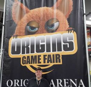 Origins Game Fair 2017: A Nerdarchy report