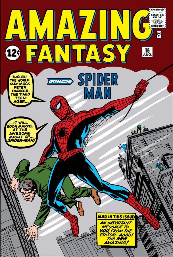 D&Dized Spider-Man build for D&D 5E