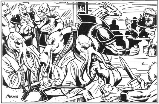 D&D 5E Spelljammer Makes the Most of Monsters – Nerdarchy