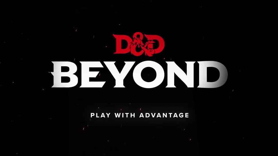 D&D Beyond DDB