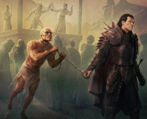 Slavery in RPG Campaigns: Making a Case for Inclusion