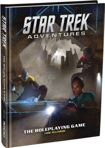 Creating a Person in Star Trek Adventures vs. a Character in D&D