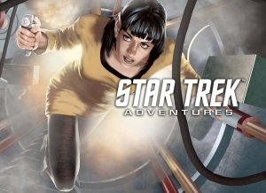Product Overview: Star Trek Adventures Copy