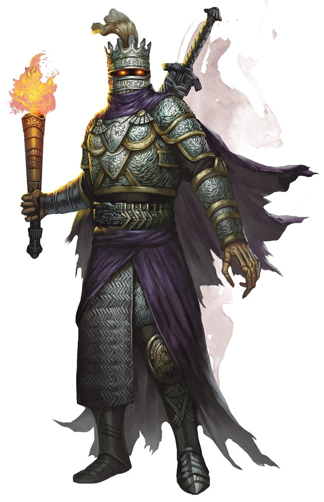 Lord Soth Isn't a D&D Death Knight, He's THE Death Knight