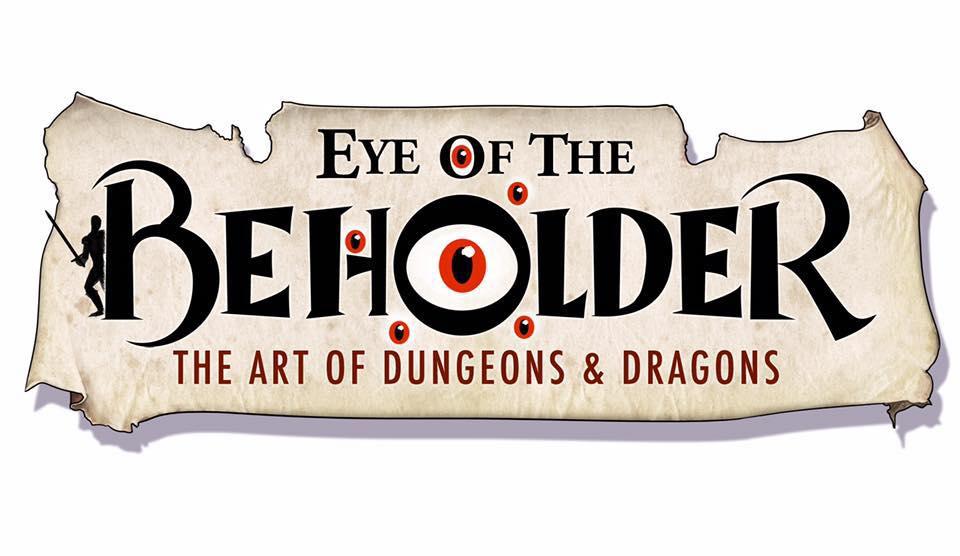 Eye of the Beholder Dungeons & Dragons art