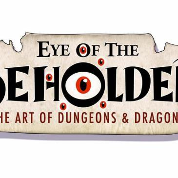 Eye of the Beholder Dungeons & Dragons art