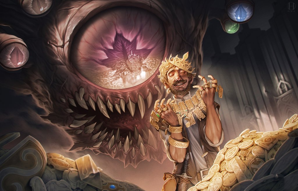 The D&D Beholder – Randomized! – Nerdarchy