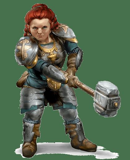 D&D dwarves