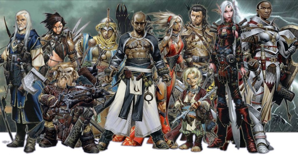 power gaming D&D character optimization share the spotlight create a character not a build