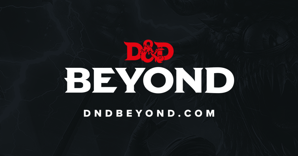 DDB D&D Beyond campaign digital toolset