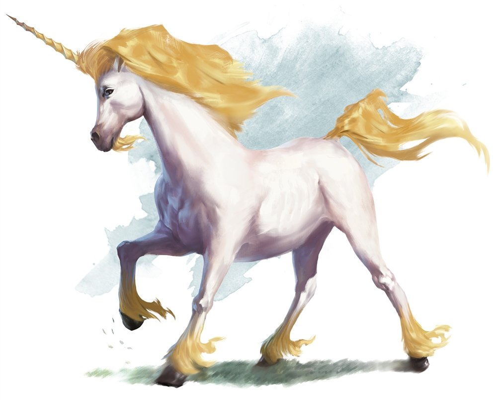 D&D Unicorn: Expanding the Legendary Creature Through Variety