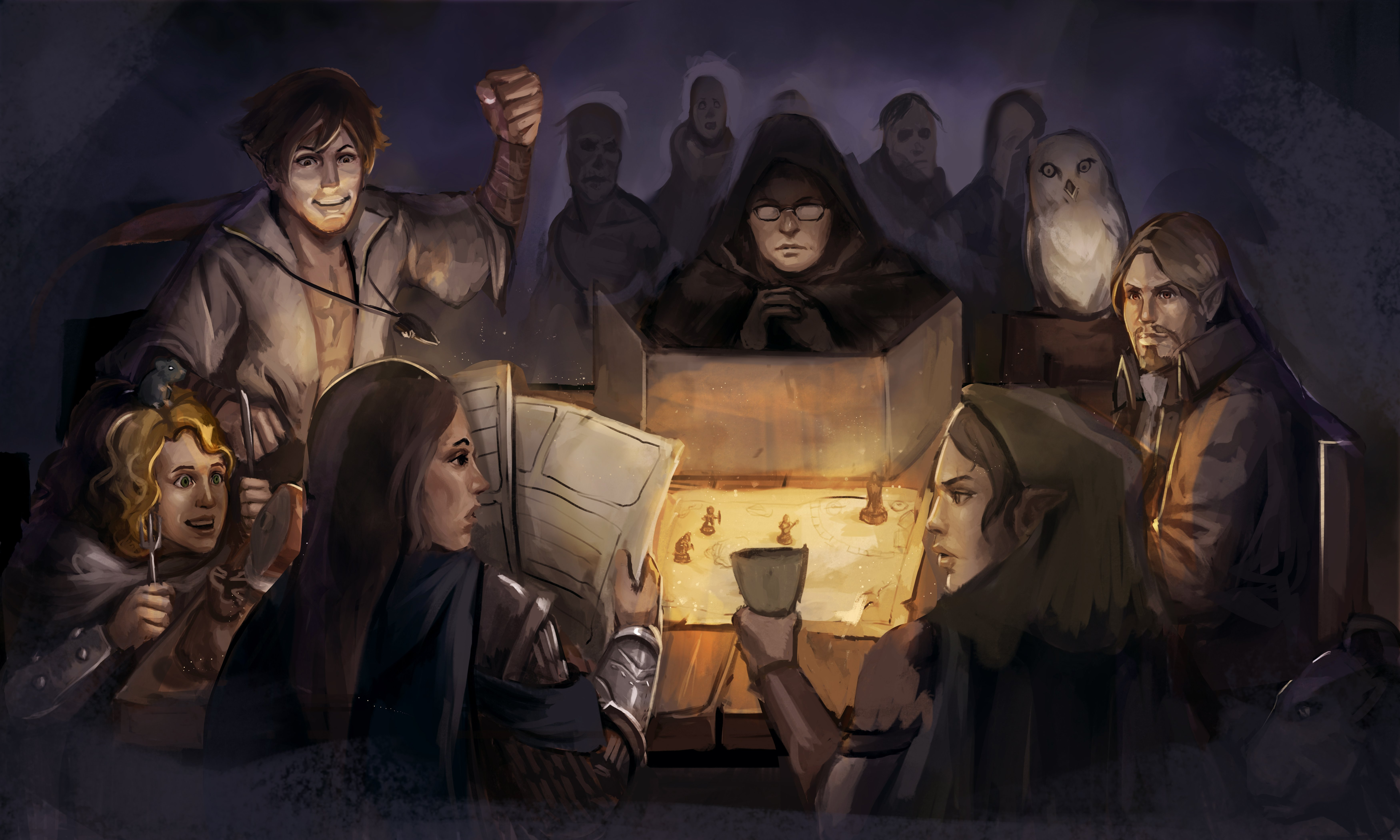 Players Corner: A Brand New Resource for D&D Players