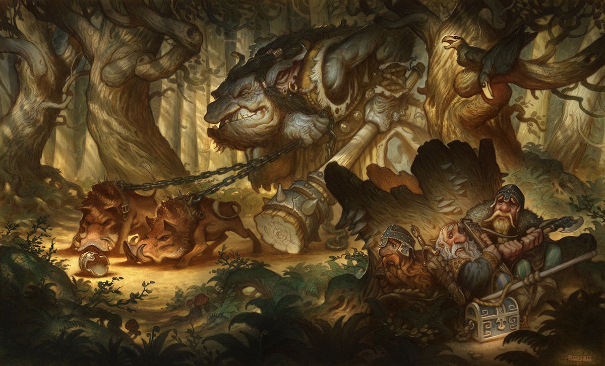 Infusing Myth and Folklore into D&D Trolls