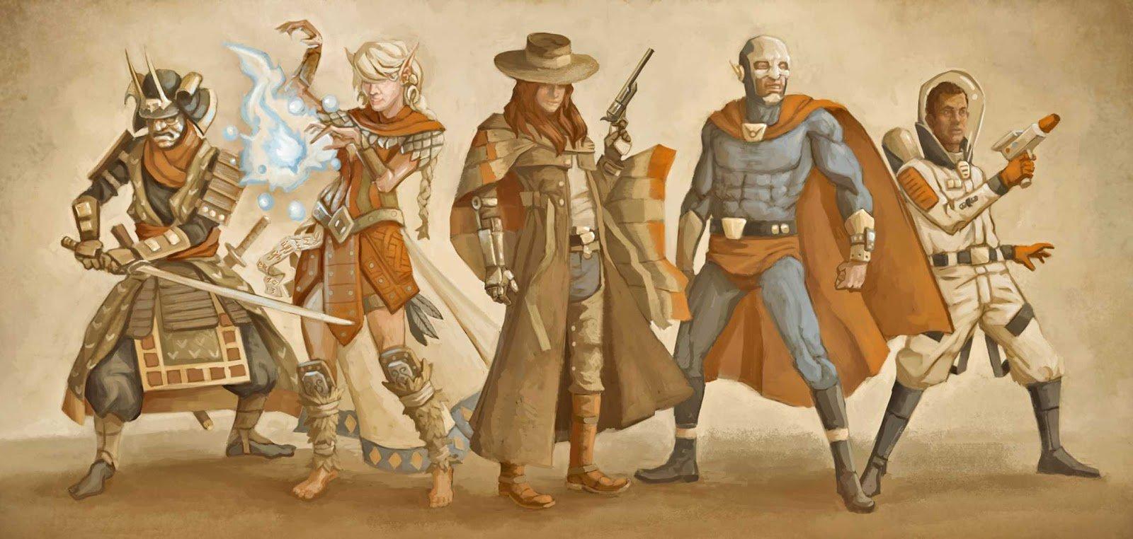 Exploring RPG Options Past the D&D Gateway