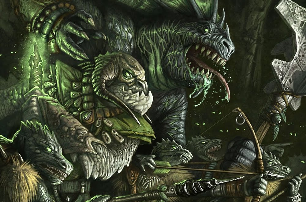 The Dungeons and the Dragons of Dungeons & Dragons: Black Dragon