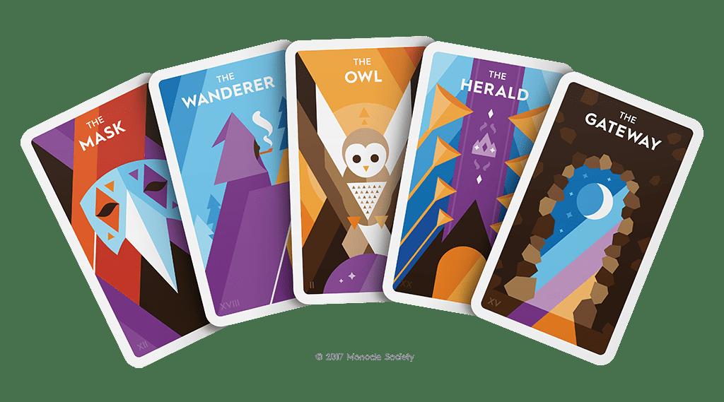 Weave storytelling game