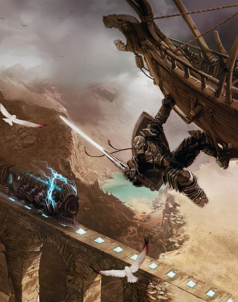 Unearthed Arcana: Races of Eberron Wayfinders Guide to Eberron D&D campaign setting