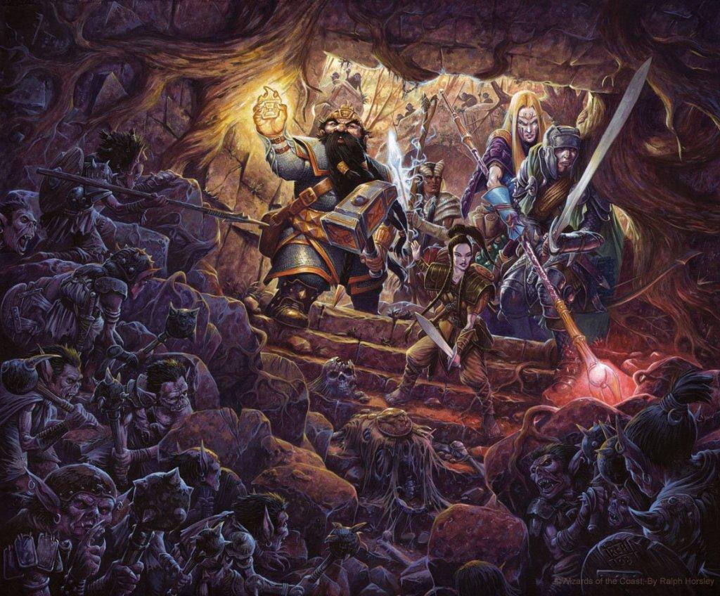 dungeon design megadungeon