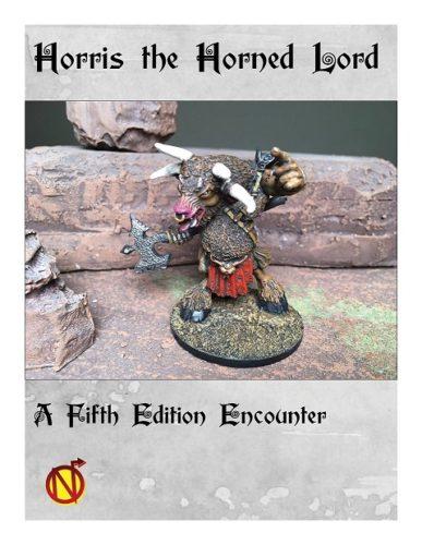 Horris the Horned Lord 5E Encounter