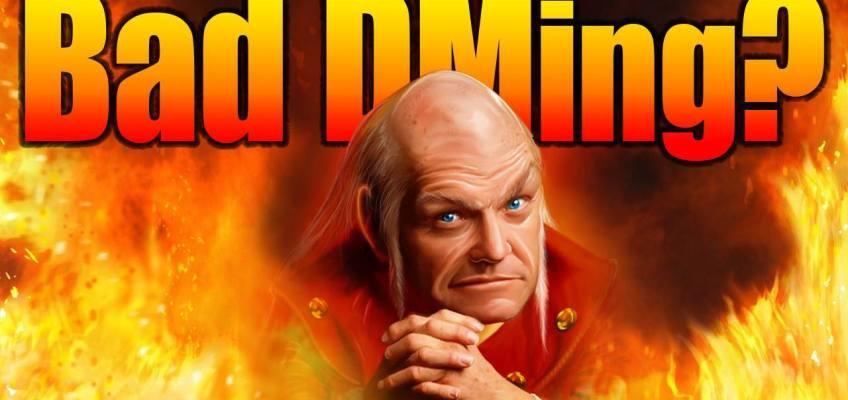Bad Dungeon Master Stories