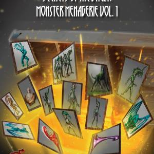 Secrets of the Vault: Monster Menagerie Volume 1 for 5th Edition