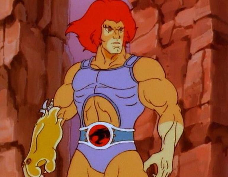 ThunderCats Claw Shield