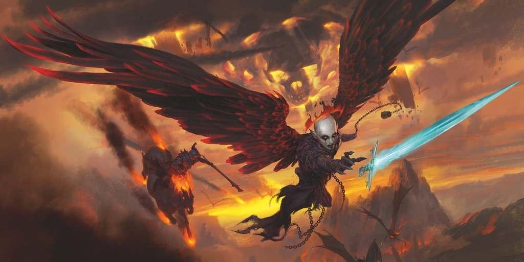Descent into Avernus Inspiring D&D Nine Hells Adventures and Content