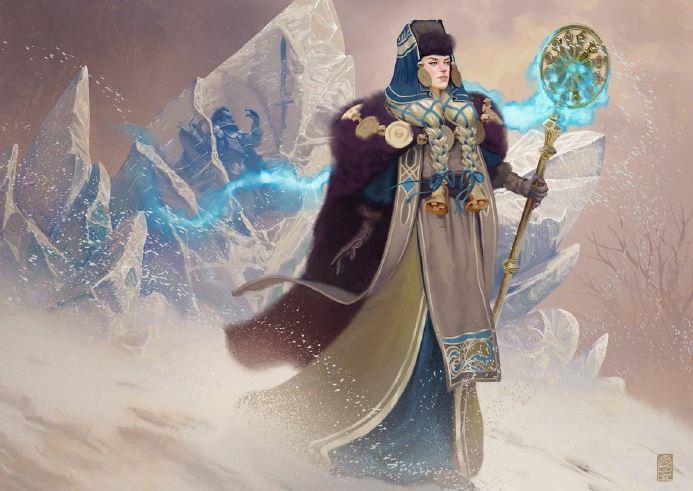 Deep Magic: Winter Magic new spells