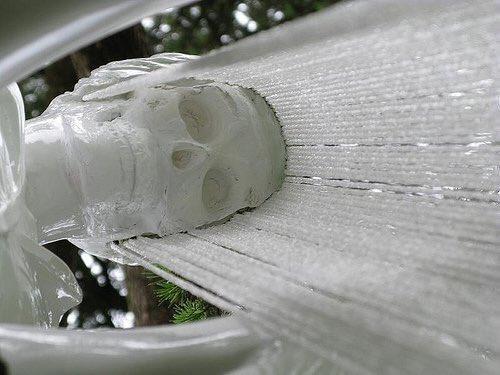 Ghost Girl fantasy art