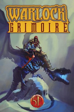 Kobold Press Warlock Grimoire