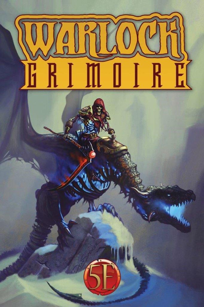 Kobold Press Warlock Grimoire Midgard