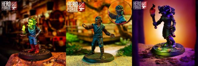 Hero Forge's Adventure Calendar Presents Presents for the Holidays