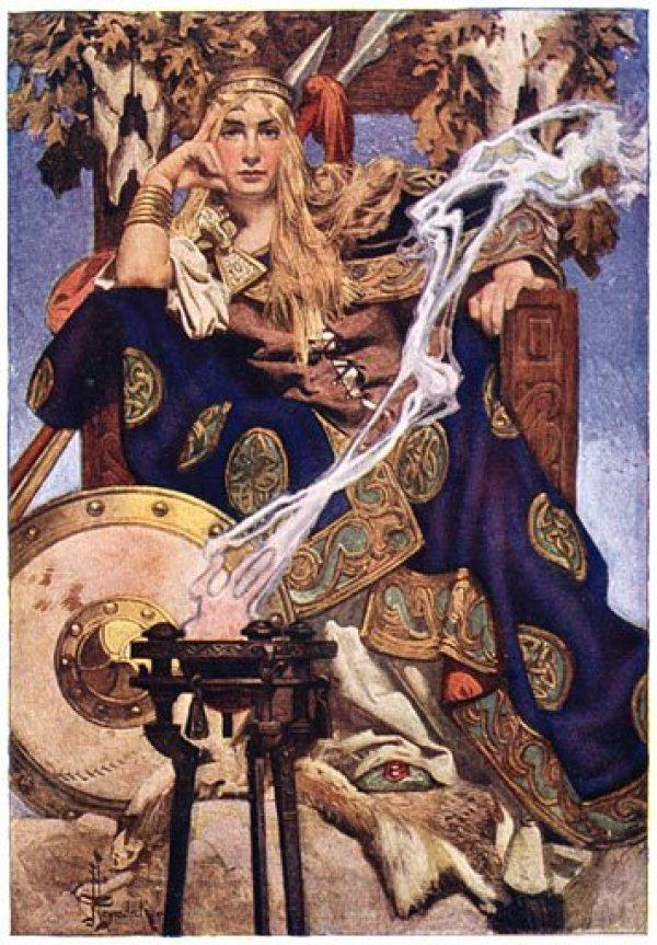 druid grove 5E D&D